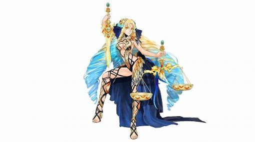 """「Fate/Grand Order Arcade」,新規サーヴァント""""★4(SR)アストライア""""が5月13日に登場"""