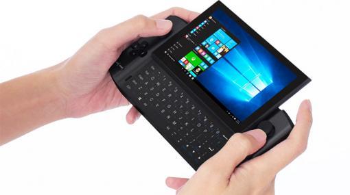 リンクスがゲーマー向け小型PC「GPD WIN 3」の取り扱いを開始