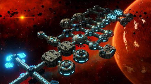 宇宙ステーションの建設・運営を行うストラテジー,「Base One」の配信がSteamでスタート