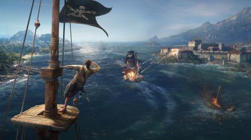 オープンワールド海戦ゲーム『Skull & Bones』、4度目の発売延期。Ubisoft肝いりの海洋ゲームはいまだ来らず