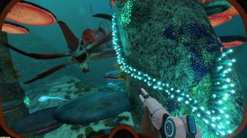 オープンワールド深海サバイバルゲーム『サブノーティカ』PS5版が配信開始。4K・60fpsに対応し、ロード時間も30~50%改善