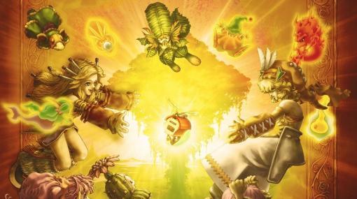 """HD版「聖剣伝説 Legend of Mana」""""アーティファクト""""の設置によって新たなストーリーが楽しめるランドメイクシステムを紹介!"""