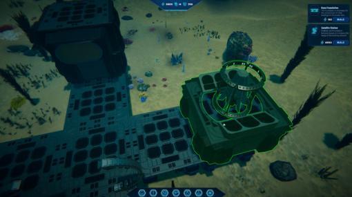 海底に居住地を築くストラテジー『Aquacity』発表―捕らえた生物を機械化して「バイオメック」も作れる