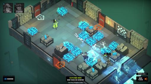 現代装備の魔法使い操る戦術ストラテジー『Tactical Breach Wizards』Steamにてベータテスト参加者を募集中
