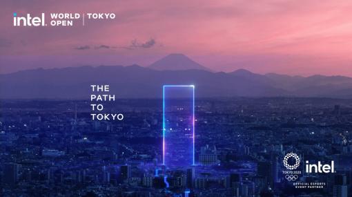 東京2020オリンピックに先立ちeスポーツ大会「Intel World Open」が始動「ストV」と「ロケットリーグ」採用のオンライン大会。賞金25万ドル