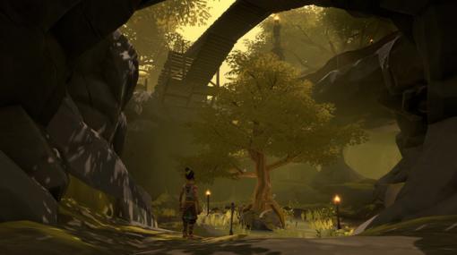 Epic Gamesストアにて適者生存オープンワールドアクションADV『Pine』期間限定無料配信開始