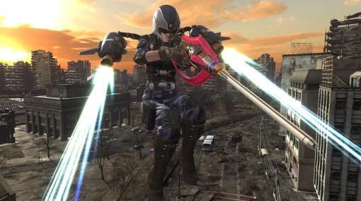 『地球防衛軍6』レンジャーとウイングダイバーが続投決定。障害物を乗り越える新アクションや、戦いの拠点となるEDF第251基地など、新たな詳細が判明