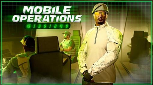 「GTAオンライン」機動作戦ミッションでGTAマネーとRPが2倍に
