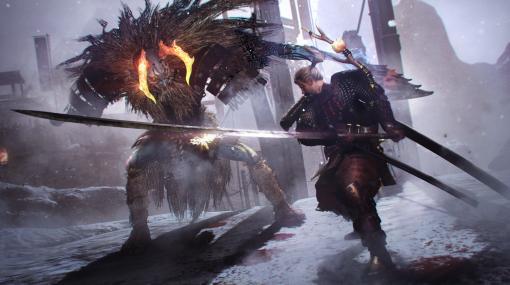 『仁王』シリーズが全世界で累計販売本数「500万本」を突破。賊がはびこり妖怪たちが蠢く荒廃した戦国末期の日本を舞台にしたダーク戦国アクションRPG