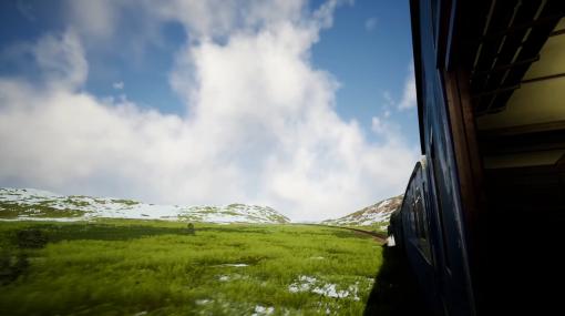 旅情ADV『最涯の列車 時の終わり。大地の始まり。』が6月4日発売決定。列車の中でかつて栄華を誇った帝国の手がかりを追う、『NOSTALGIC TRAIN』の開発者最新作