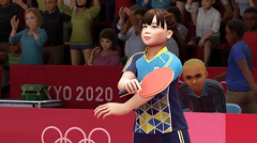 「東京2020オリンピック The Official Video Game」のトップアスリートに挑戦!第40弾が配信