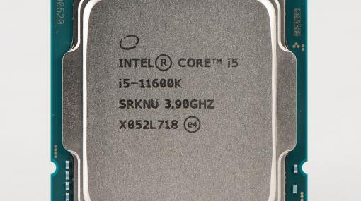 6コアCPU対決レビュー「Core i5-11600K」対「Ryzen 5 5600X」。ゲームに向いた6コアCPUはどっちだ?