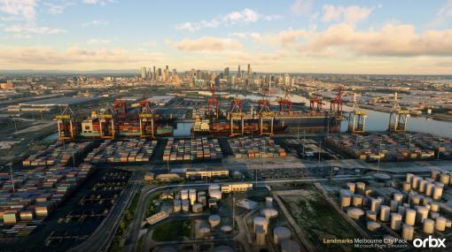 『Microsoft Flight Simulator』横浜のシティパックがModとして開発中。フランクフルトなど共に高精細に描く