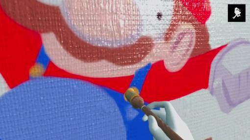 VRペイントツール『Painting VR』話題沸騰中。絵の具のきらめきまで再現した超リアル空間でレッツ・バーチャルお絵描き
