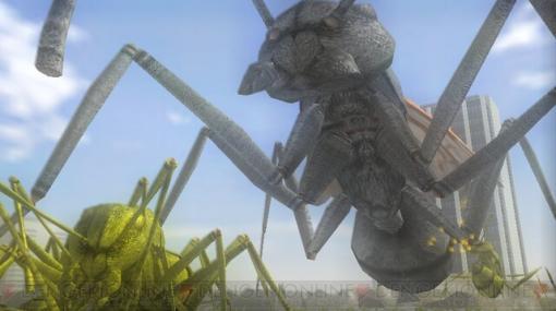 『地球防衛軍2』で地球を襲うムシ、虫、そして蟲!