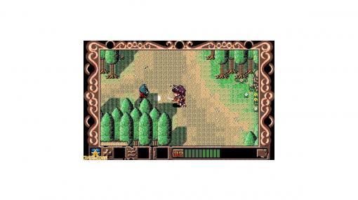 レトロゲーム配信サービス・プロジェクトEGGに『マジクリメント(PC-9801版)』が登場。魔王復活寸前の世界が舞台のアクションRPG
