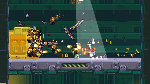 『マイティ・グース』がPS5を含む5つのプラットフォームで6月5日に発売決定。宇宙でも名うての賞金稼ぎのガチョウが活躍するアクション