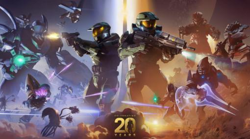Xbox&『Halo』シリーズは今年で20周年!無料の壁紙や20周年グッズなど記念キャンペーンが開催