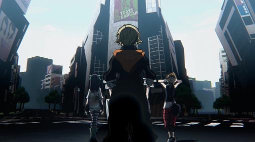 「新すばらしきこのせかい」オープニングトレーラーが公開!渋谷に集結する「死神のゲーム」の参加者達、その先に待つものとは?