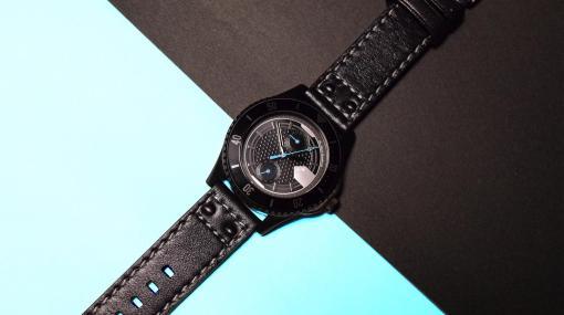 『劇場版 SAO -オーディナル・スケール-』キリトモデルの腕時計がチート並のかっこよさ!本革ベルトを取り入れたデザインでスタイリッシュに決めよう!
