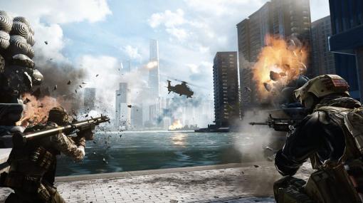 『バトルフィールド』の新作はPlayStation 4とXbox Oneにも対応。対応プラットフォームは暫定的にPS4、PS5、Xbox One、Xbox Series X S、PCと予想される