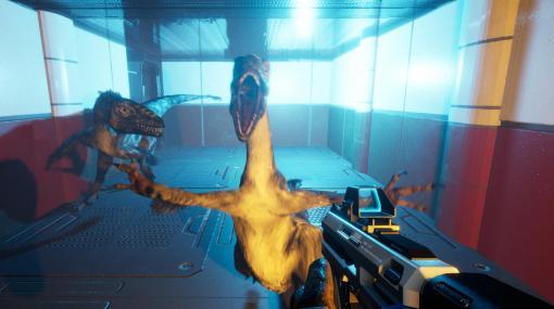 サバイバルホラーからオープンワールドアドベンチャーへ。ゲームプレイが進行によって変化する恐竜ホラーFPS『Fossilfuel』2021年夏早期アクセススタート