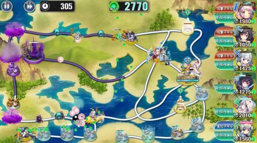美少女RTS『政剣マニフェスティア』Steam版配信開始。総理となり、ヤトーを戦挙で撃退