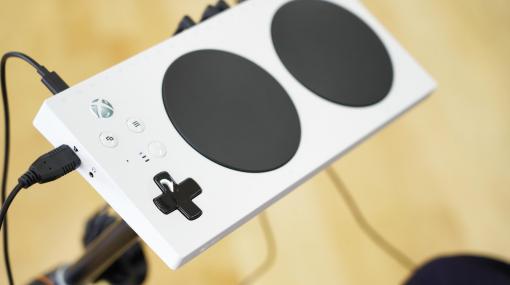 ゲーム分野のアクセシビリティについて,Microsoftが取り組みを紹介。障害のある人をサポートする「Xbox Adaptive Controller」の紹介映像が公開に