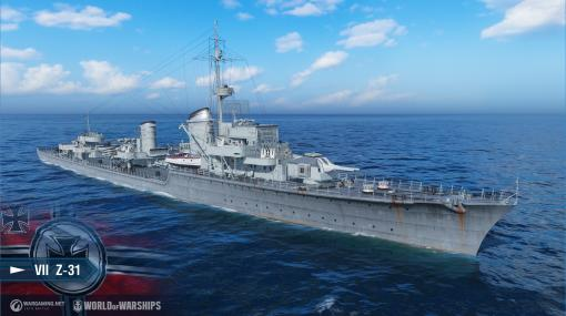 "「World of Warships」の最新アップデート""0.10.4""が本日リリース。期間限定イベント「ビーストの戦い」がスタート"