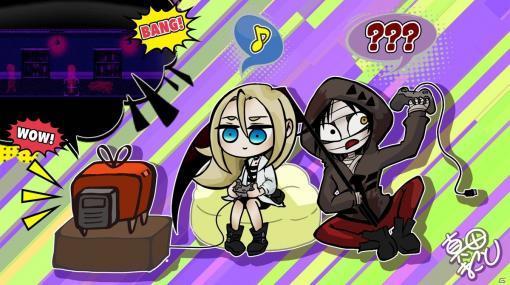 PS4/Xbox One版「殺戮の天使」が配信開始!記憶喪失の少女レイと殺人鬼ザックの決死行を描いたサイコホラーアドベンチャーゲーム