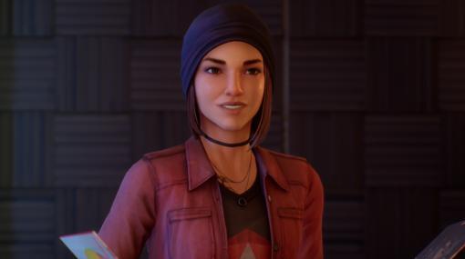 """「Life is Strange: True Colors」の最新トレイラーが公開。主要キャラクターの""""ステフ""""はアルカディアベイ出身のミュージシャン"""