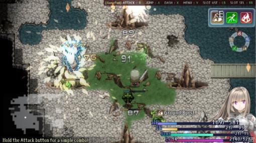 Gotcha Gotcha Games、「天翔のマーキナリエ」の英語版「Soaring Machinariae」をSteamで6月11日に発売