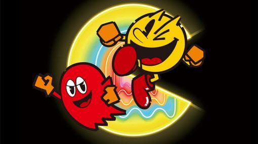 ナムコを代表する黄色いアイツ! 「パックマン」は本日5月22日で41周年