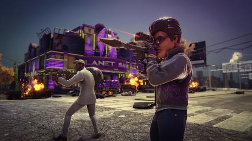 Steam版『セインツロウ ザ・サード:リマスタード』海外時間5月22日に発売。オリジナル版に付随する30以上の追加コンテンツを収録、ふたりでのオンライン協力プレイにも対応