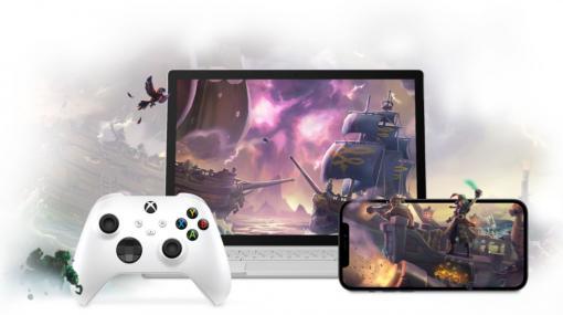 クラウドゲームを楽しめる「Xbox Cloud Gaming」がPC及びAppleモバイルデバイス向けに海外でベータテストを開始