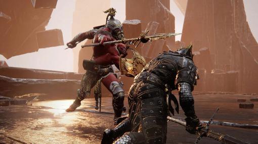 高難易度3DアクションRPG『Mortal Shell』国内向けPlayStation 5版発売。憑依と硬化のソウルライク