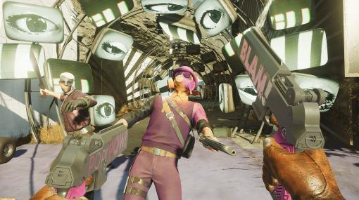 『DEATHLOOP』ディスオナードシリーズの開発による、銃と超人的能力を駆使してタイムループに挑む変則FPS! プレスイベントでわかった詳細をリポート