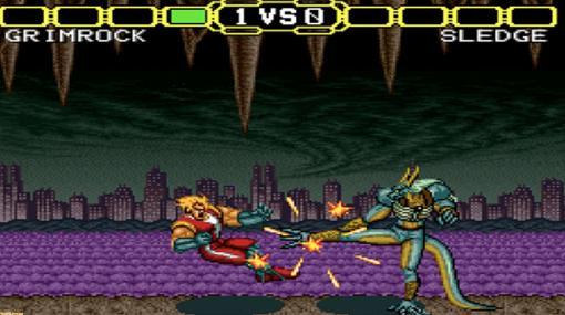 『対決!!ブラスナンバーズ』がNintendo Switch Online国内版で5月26日より配信。個性的なキャラクターたちによる対戦格闘アクションゲーム