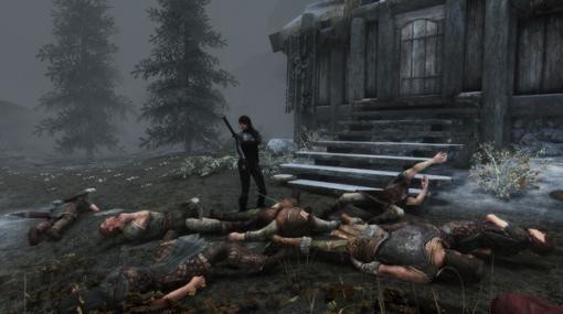 残されたのは主人公1人……海外プレイヤーが『スカイリム』で全生物の殺害を達成