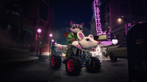 PS5/Xbox Series X|S版『セインツロウ ザ・サード:リマスタード』の海外配信日が決定