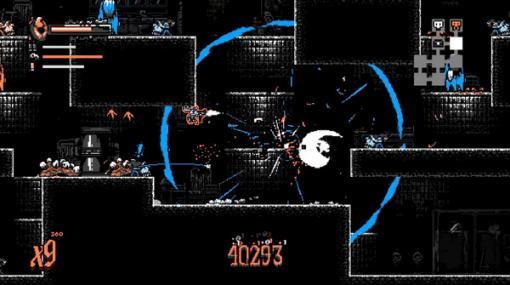 高難度ダンジョン探索ACT『Nongunz: Doppelganger Edition』―クリッカー/放置ゲームのシステムを活用することで単なるローグライクと差別化【開発者インタビュー】