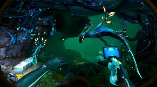 海洋サバイバル『Subnautica: Below Zero』―「地球上にはとても変わった場所や奇妙な生き物がたくさんおり、まるで他の惑星なんじゃないかと思うほど」【開発者インタビュー】