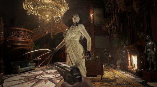『バイオハザード ヴィレッジ』叶姉妹の妹・美香さんが「ドミトレスク」コスプレを披露!大きくて妖艶…その姿は本物さながら