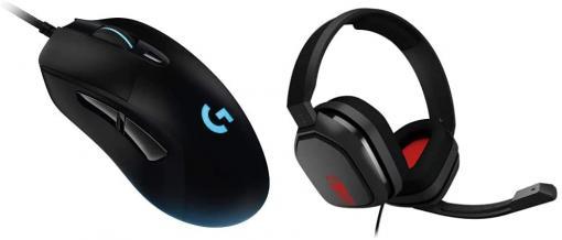 Amazon「タイムセール祭り」にてゲーミングキーボード・マウス、ヘッドセットがお得に!LogicoolGゲーミングマウスとASTROゲーミングヘッドセットがセットで登場