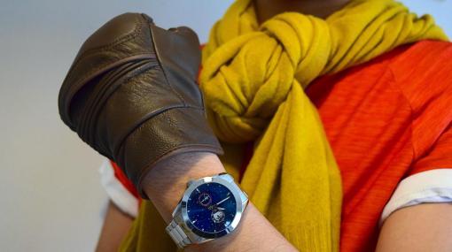 クールな盤面に描かれる108個の星々!『幻想水滸伝Ⅱ』モデルの腕時計で仲間との思い出に浸ろう!