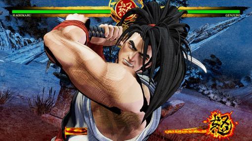 SNKの人気武器格闘ゲーム最新作『SAMURAI SPIRITS』がSteamで6月15日発売決定。同日に新DLCキャラ「天草四郎時貞」も配信へ