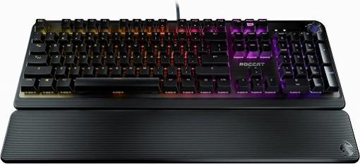 ROCCATからエントリー市場向けキーボードが登場。赤軸とメンブレンの2製品