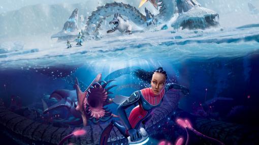 「サブノーティカ: ビロウ ゼロ」,パッケージ版の販売がスタート。海洋惑星の厳しい環境を紹介するローンチトレイラー公開