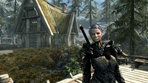 『The Elder Scrolls V: Skyrim Special Edition』の「スカイリムおばあちゃん」Mod配信開始。おばあちゃん本人も制作協力