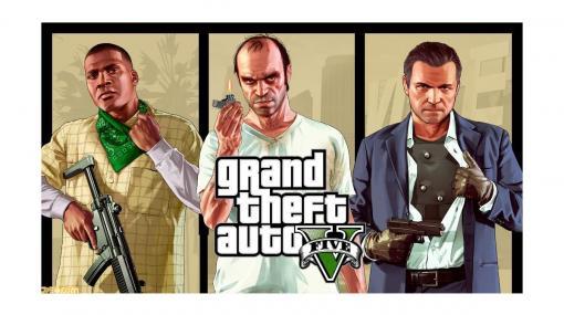 【GTA5】『グランド・セフト・オート V』&『GTAオンライン』PS5、XSX|S版が11月11日に登場。『GTAオンライン』では『GTA3』20周年のサプライズも予定